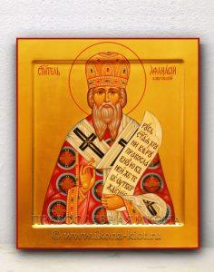 Икона «Афанасий Ковровский, святитель»