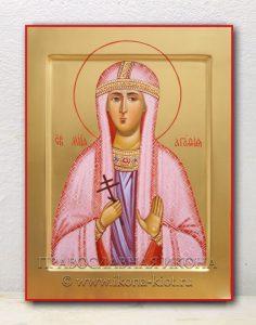 Икона «Агафия, мученица»