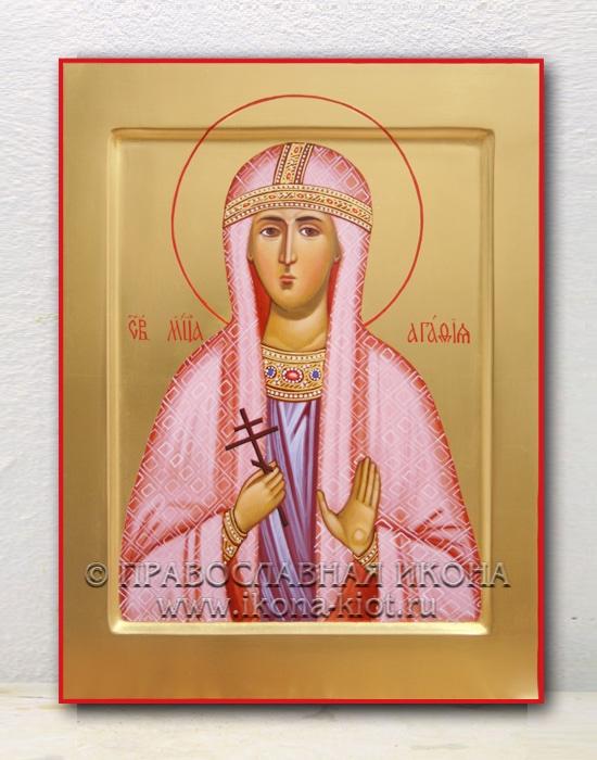 Икона «Агафия, мученица» (образец №1)