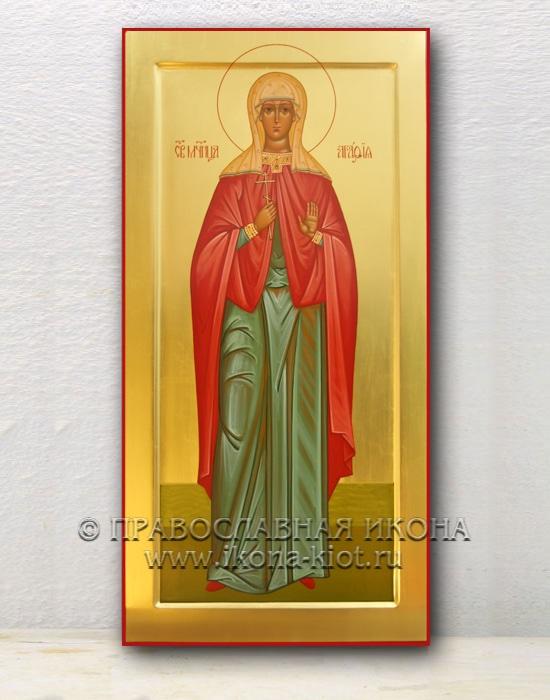 Икона «Агафия, мученица» (образец №2)