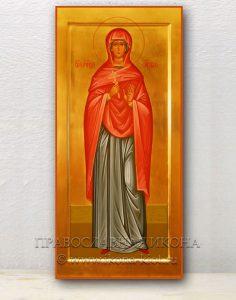 Икона «Агафия, мученица» (образец №3)