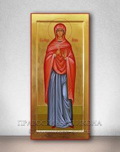 Икона «Агафия, мученица» (образец №4)