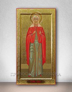 Икона «Агафия, мученица» (образец №6)