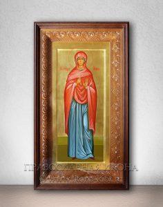 Икона «Агафия, мученица» (образец №7)
