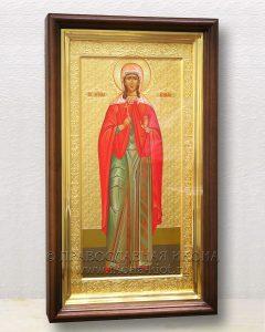 Икона «Агафия, мученица» (образец №8)