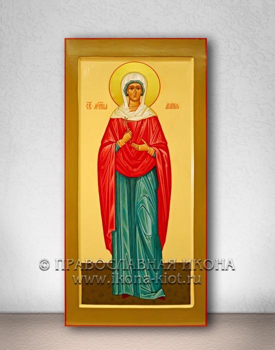Икона «Агапия, мученица»