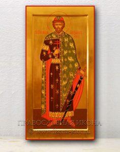 Икона «Александр Невский, великий князь» (образец №15)