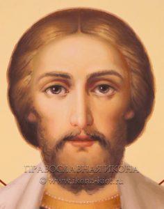 Икона «Александр Невский, великий князь» (образец №18)