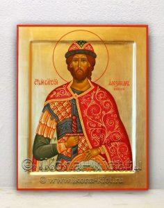 Икона «Александр Невский, великий князь» (образец №3)