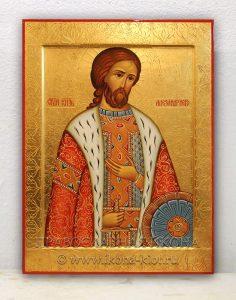 Икона «Александр Невский, великий князь» (образец №23)