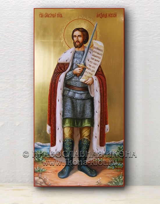Икона «Александр Невский, великий князь» (образец №26)