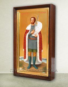 Икона «Александр Невский, великий князь» (образец №28)