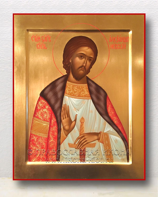 Икона «Александр Невский, великий князь» (образец №6)