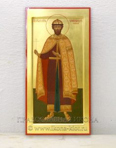 Икона «Александр Невский, великий князь» (образец №7)