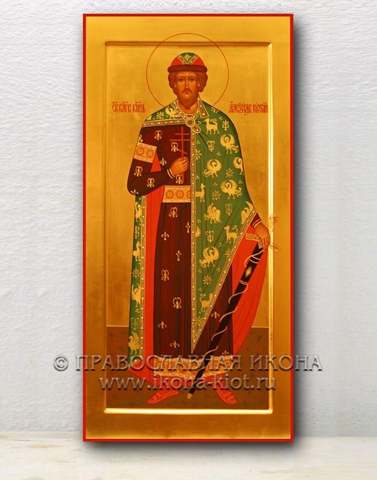 Икона «Александр Невский, великий князь» (образец №10)