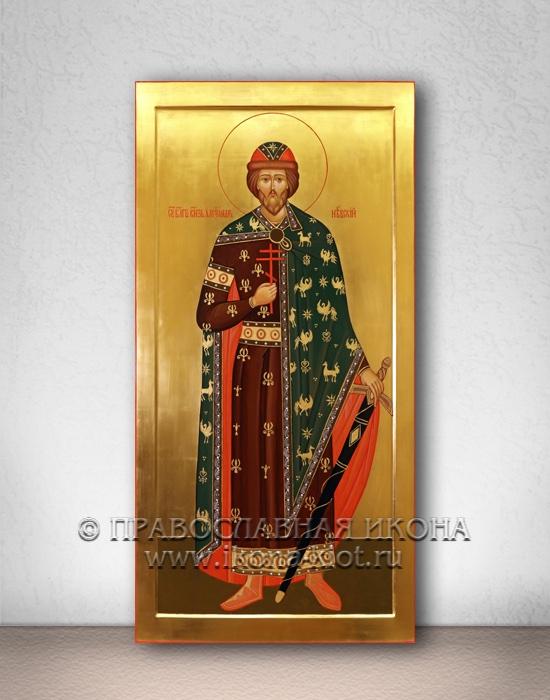 Икона «Александр Невский, великий князь» (образец №11)