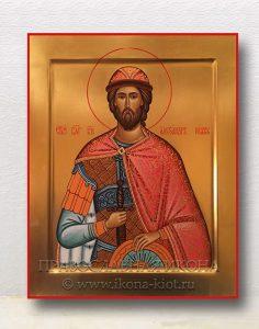 Икона «Александр Невский, великий князь» (образец №12)
