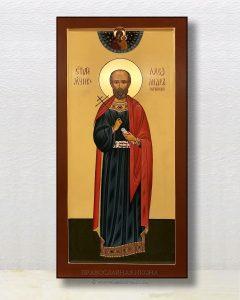 Икона «Алекса́ндр Пергийский (Памфилийский), земледелец»