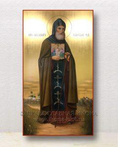 Икона «Александр Свирский» (образец №5)