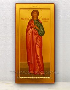 Икона «Александра Анкирская» (образец №1)