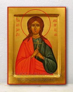 Икона «Александра Анкирская» (образец №2)