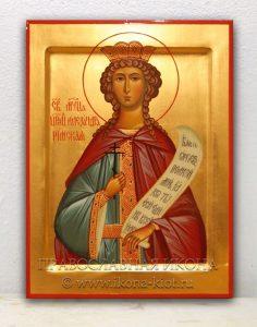 Икона «Александра Римская, царица»