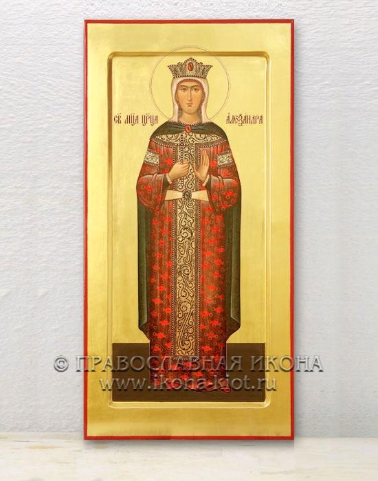 Икона «Александра Римская, царица» (образец №2)