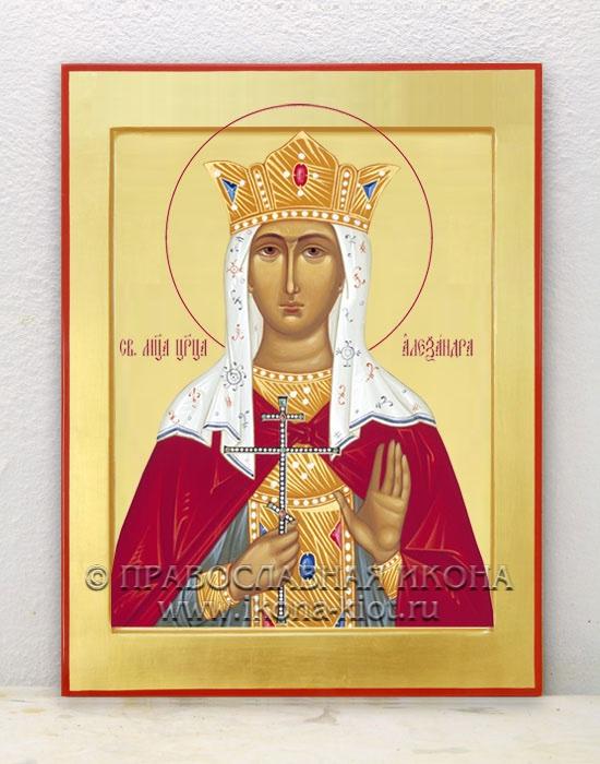Икона «Александра Римская, царица» (образец №3)
