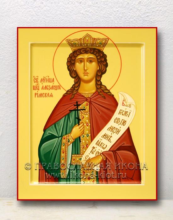 Икона «Александра Римская, царица» (образец №4)