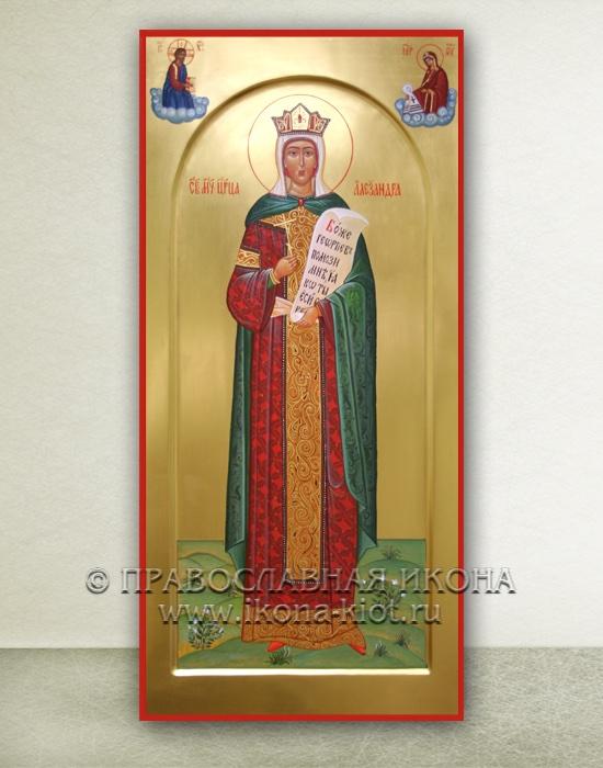 Икона «Александра Римская, царица» (образец №5)