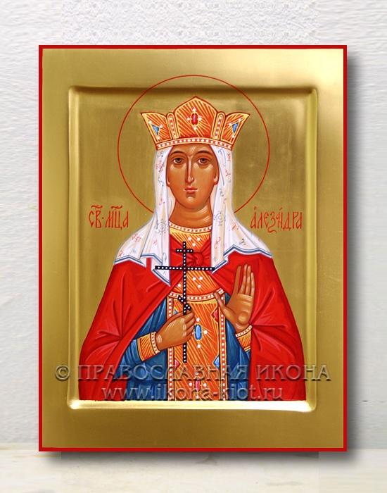 Икона «Александра Римская, царица» (образец №6)