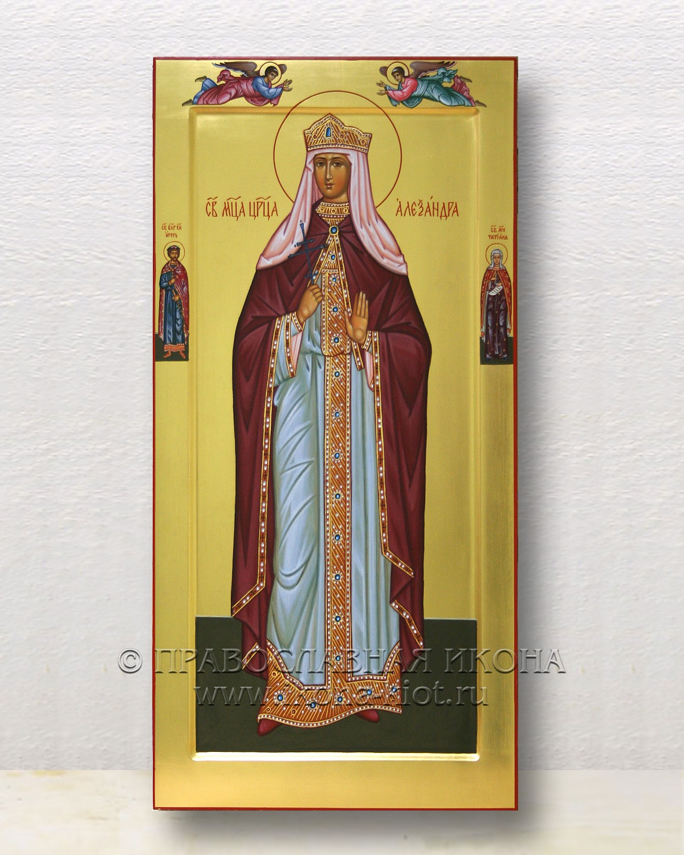 Икона «Александра Романова, страстотерпица» (образец №1)