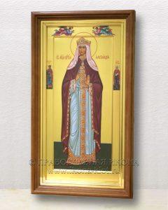 Икона «Александра Романова, страстотерпица» (образец №5)