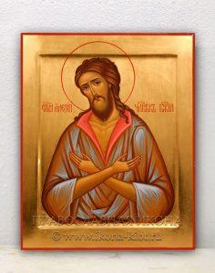 Икона «Алексий человек Божий» (образец №1)