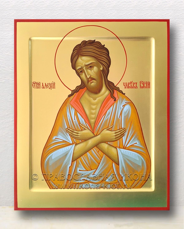 Икона «Алексий человек Божий» (образец №10)