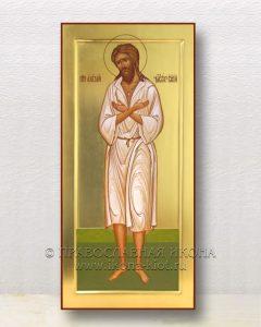 Икона «Алексий человек Божий» (образец №13)