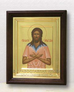 Икона «Алексий человек Божий» (образец №18)