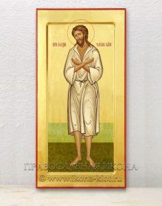 Икона «Алексий человек Божий» (образец №2)