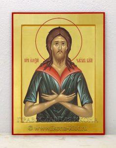 Икона «Алексий человек Божий» (образец №3)