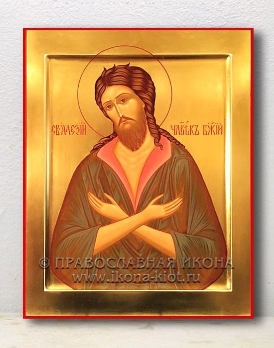Икона «Алексий человек Божий» (образец №5)
