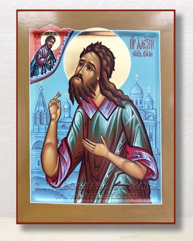 Икона «Алексий человек Божий» (образец №6)