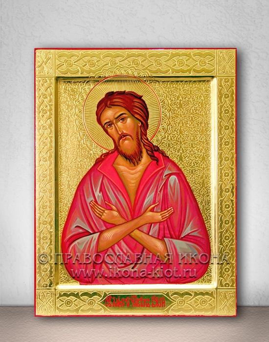 Икона «Алексий человек Божий» (образец №8)