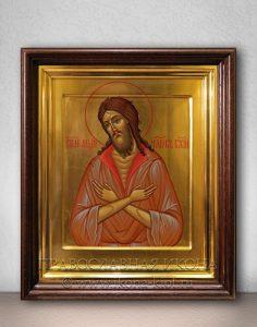 Икона «Алексий человек Божий» (образец №9)