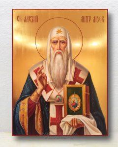 Икона «Алексий Митрополит Московский» (образец №2)