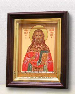 Икона «Алексий Введенский, священномученик» (образец №2)