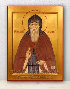 Икона «Амвросий Оптинский, преподобный» (образец №2)