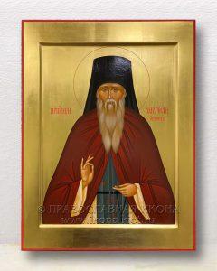 Икона «Амвросий Оптинский, преподобный» (образец №4)