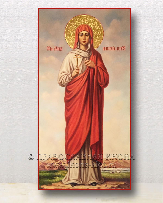 Икона «Анастасия Латрийская, мученица»