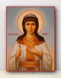 Икона «Анастасия Романова, мученица» (образец №1)
