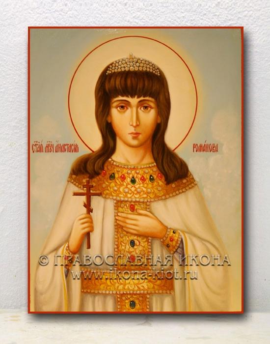 Икона «Анастасия Романова, мученица» (образец №3)